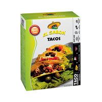 El Sabor Taco Shells 145GR 12 Pieces