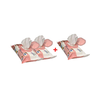 Uni Baby Cream Wet Wipes 56 Sheets 2+1 Free
