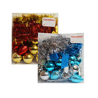 Tree Decoration Assorted Set Of 50