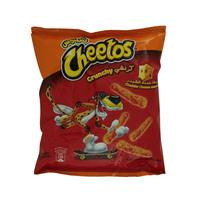 Cheetos Crunchy Cheddar Cheese Flavor 24g