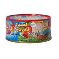 Al Sayad Tuna Hot 170 Gram
