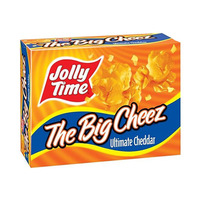 Jollytime Cheese Microwave 10.5OZ