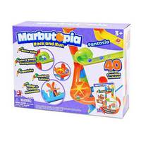 Play Mind Marbutopia Fantasia 40 Pieces Set With Activity BooK