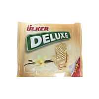 Ulker Deluxe Vanilla Wafer - 40 gm