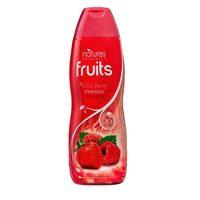 Natures Organic Fruits Wild Berry Hair Shampoo 500ml