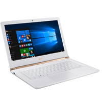 "Acer Notebook S5-371 i7-7500 8GB RAM 512GB 13.3"""" White"
