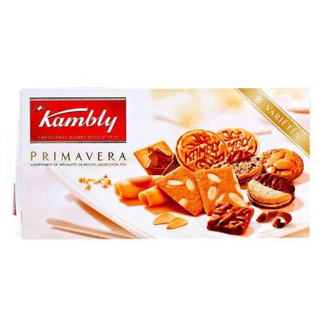 Kambly-Primavera-Assortment-Biscuit-175g