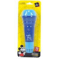 Disney Mickey Mouse 90 Th Microphone