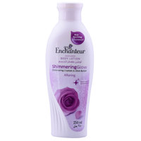Enchanteur Shimmering Glow Body Lotion Alluring 250ml