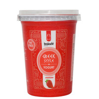 Baladé Farms Greek Style Yogurt Strawberry 450g
