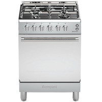 Bompani 60X60 Cm Gas Cooker DIVA60.064BIX