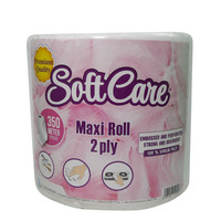 SoftCare Maxi Roll 2 ply 2 Rolls