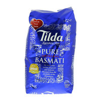 Tilda Pure Original Basmati Rice 2kg