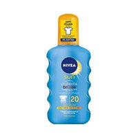 Nivea Sun Spray Protect & Bronze 20SPF 200ML