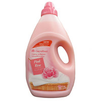 Carrefour Fabric Softener Regular Pink Rose 3 Liter