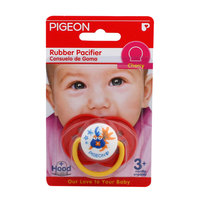 Pigeon Rubber Pacifier Cherry Red