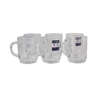 Luminarc Tea Mug 320 Ml 6 Pieces
