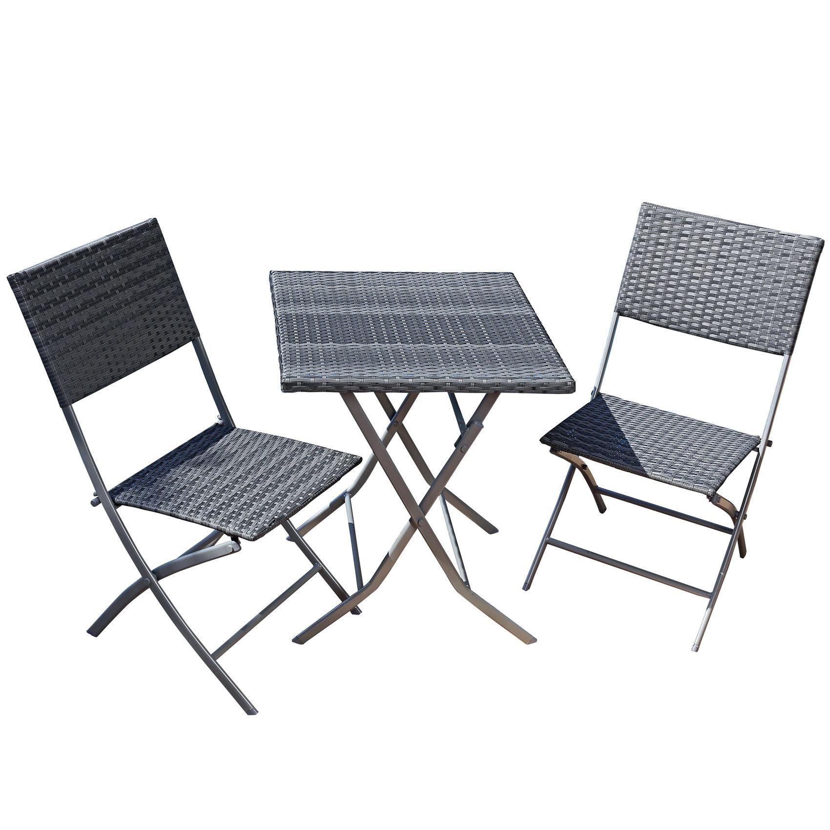 wicker folding chairs. HK STEEL WICKER FOLDABLE SET 2 CHR Wicker Folding Chairs