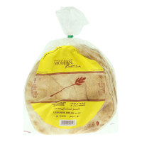 Modern Bakery Big White Lebanese Bread x6