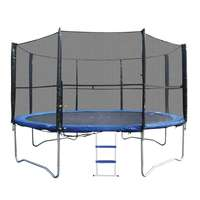 Trampoline 12Ft With Ladder ( Delivery In 7 Business Days )