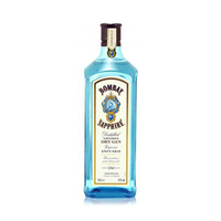 Bombay Saphire Dry Gin 40%V Alcohol 100CL