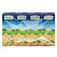 Lacnor Essentials Guava Nectar Juice 180mlx8