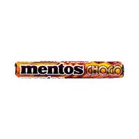 Mentos Chocolate & Caramel Roll Large 37.8GR