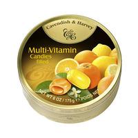 Cavendish & Harvey Drops Candies Filled Multi-Vitamins 175GR