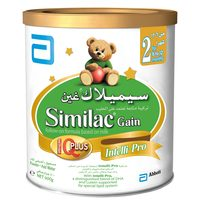 Similac Gain 2 Intelli Pro Follow On Formula Powder Milk 900g