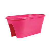 Venezia Rectangular Flower Pot 60x25 CM