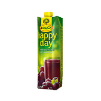 Rauch Happy Day Juice Red Grape 1L