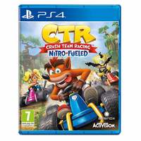 Sony PS4 Crash Team Racing Nitro Fueled