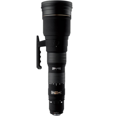 Sigma-Lens-300-800/5.6EX-HSM-For-Nikon