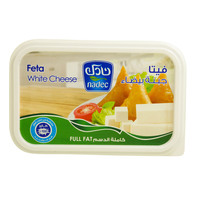 Nadec Feta White Cheese Full Fat 450g