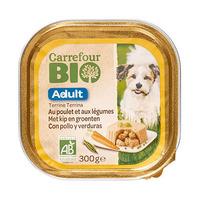 Carrefour Bio Adult Terrine Terrina Au Poulet Et Aux Legumes 300GR
