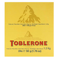 Toblerone Milk Chocolate 50gx24