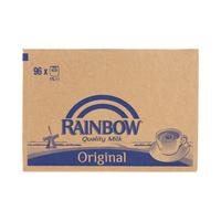 Rainbow Fortified Original Milk 170gx96