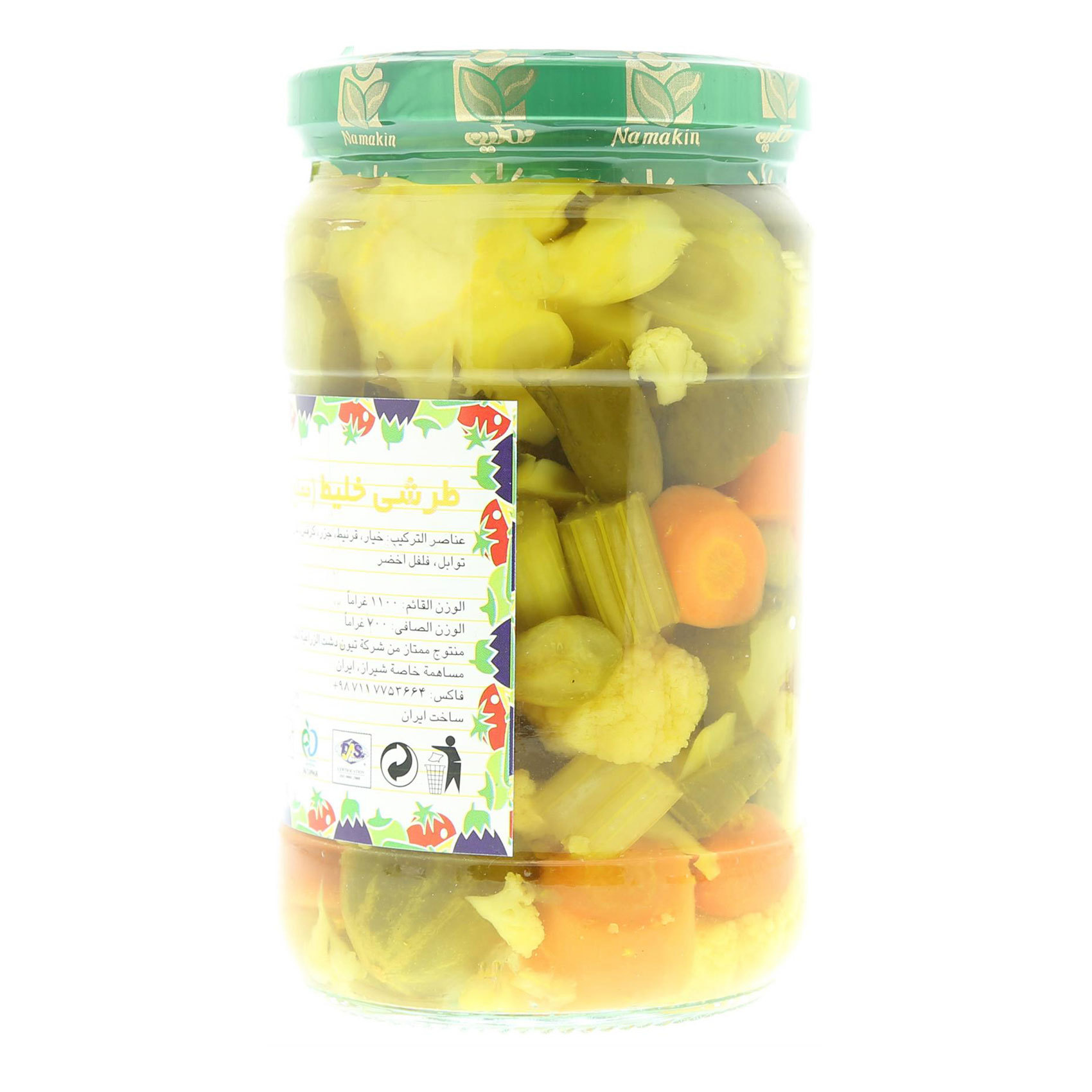 NAMAKIN SHOOR PICKLE 1.1KG