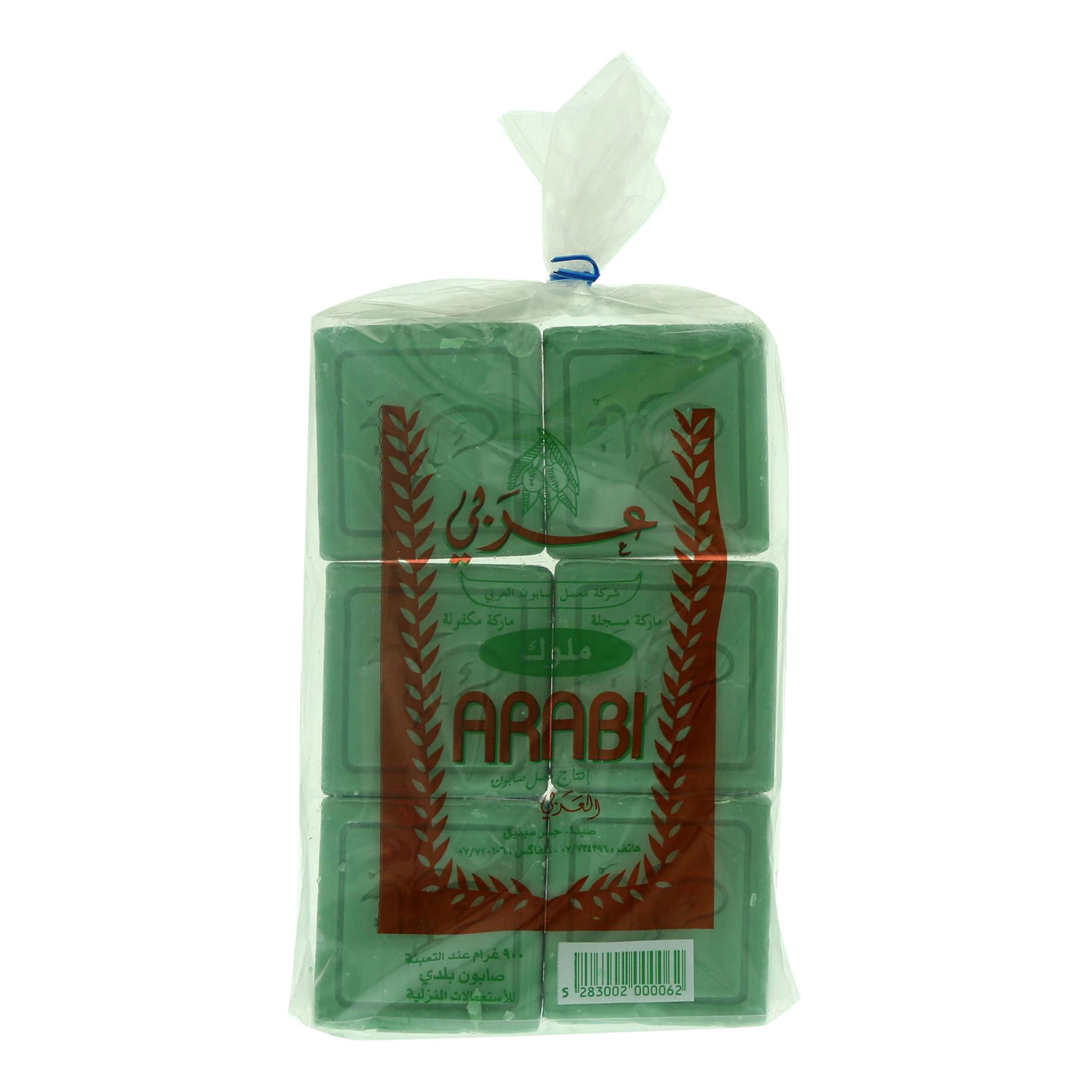 LAUREL NATURAL SOAP B3 X4