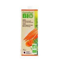 Carrefour Bio Organic Juice Carrot 1l