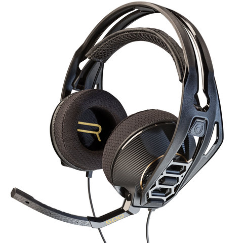 Buy Plantronics Gaming Pc Headset Rig 500hd 7 1 Online Shop
