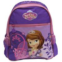 "Sofia The First - Backpack 14"" Vt"