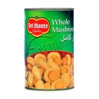 Del Monte Whole Mushroom 400g