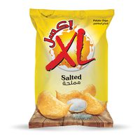 XL Potato Chips Salted Flavor 165g