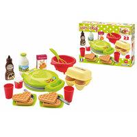 Ecoiffier -Waffle Maker Set
