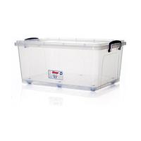 Dunya Clear Storage Box 30L 30157
