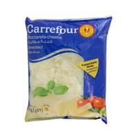 Carrefour Shredded Mozzarella Cheese 2kg