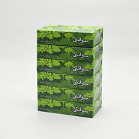 Softy Facial Tissue 80 Sheets x 6 Pack