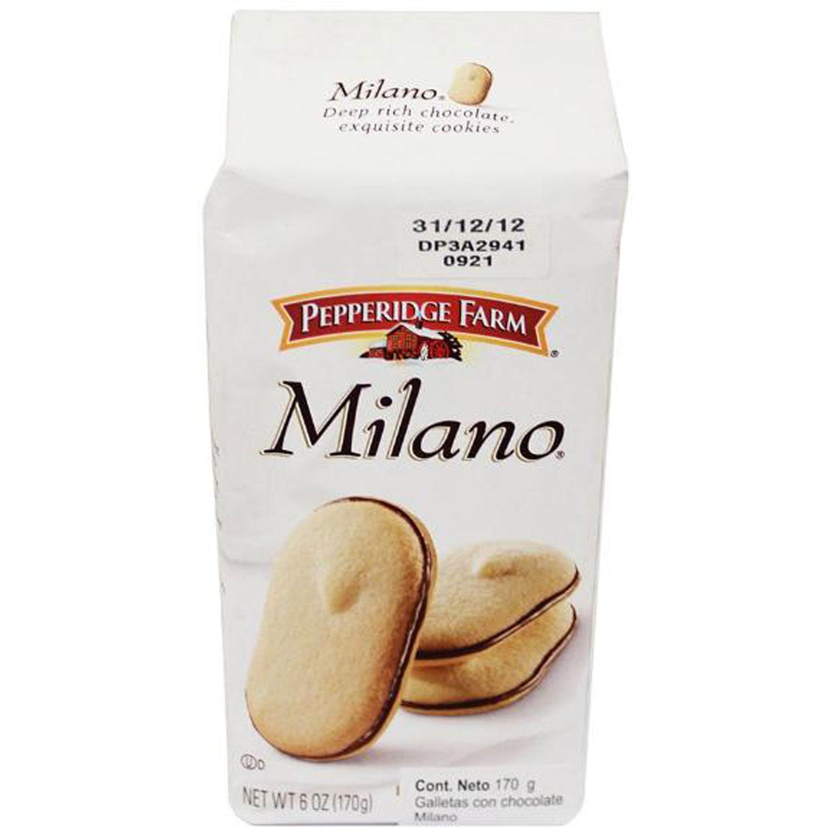 PERPPERIDGE MILANO BISCUITS 170GR