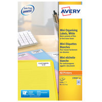 Avery Mini Label L7656-25